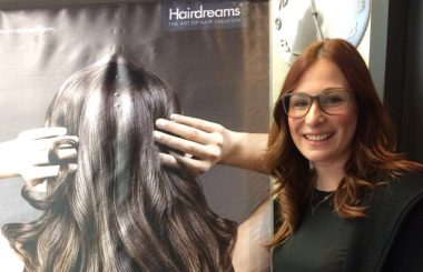 Hairdreams Haarverlängerungsseminar