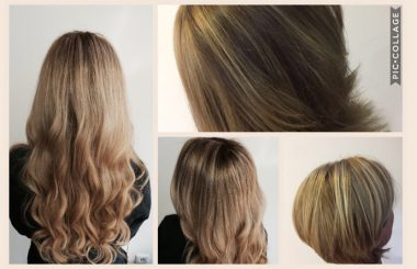Unsere Balayage Farbergebnisse – Sombré, Colour Melting und Lowlights in Aktion